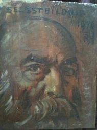 Haas Selbstportrait